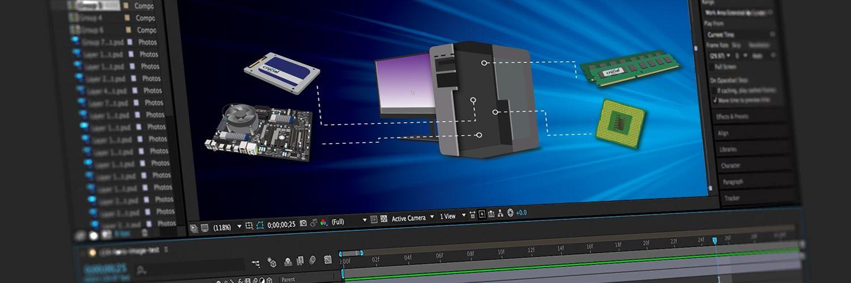 Adobe After Effectsのレンダリングをスピードアップする方法