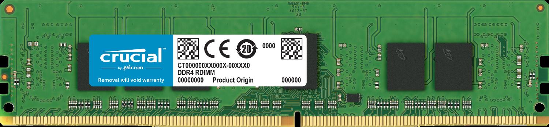 パソコン用のCrucialメモリ(RAM)